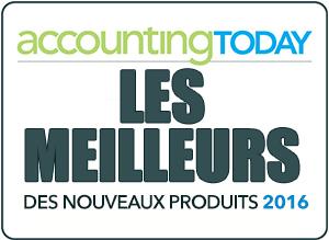 Accounting Today Les meilleurs produits de 2016